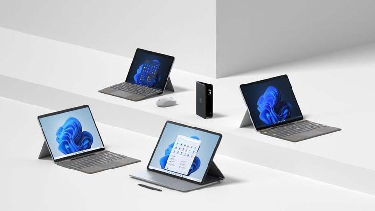 Surface Laptop Studio najgłośniejszą premierą. Poznaj wszystkie nowe urządzenia Surface!