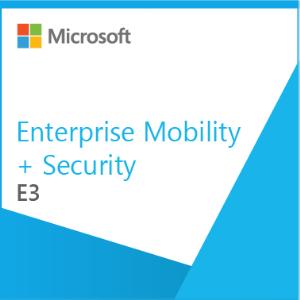 Enterprise Mobility + Security E3