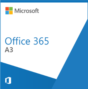 Office 365 A3 for faculty