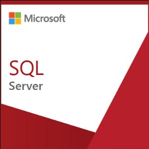 SQL Server Standard - 2 Core License Pack - 1 year