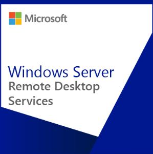 Windows Server Remote Desktop Services CAL - 1 User CAL – 1 year