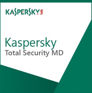 Kaspersky Total Security MD - 1 rok / 2 urządzenia