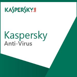 Kaspersky Antivirus (5 PC - 1 rok)