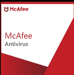 McAfee Antivirus Plus 1 PC - 1 rok
