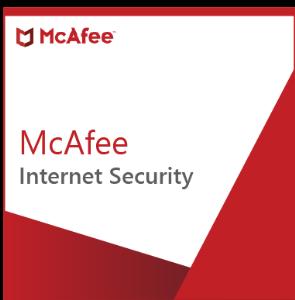 McAfee Internet Security (10 urządzeń - 1 rok) Windows, MAC / IOS, Android