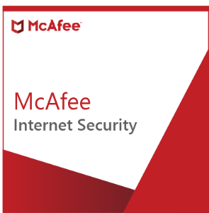 McAfee Internet Security (3 PC - 1 rok) Windows, MAC / IOS, Android