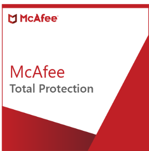 McAfee Total Protection (1 PC - 1 rok) Windows