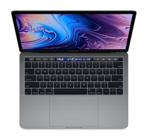 MacBook Pro 13 - Touch Bar, 2.4GHz quad-core 8th i5/8GB/512GB SSD/Iris Plus Graphics 655 - Space Grey