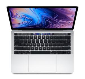 MacBook Pro 13 - Touch Bar, 2.4GHz quad-core 8th i5/8GB/512GB SSD/Iris Plus Graphics 655 - Silver