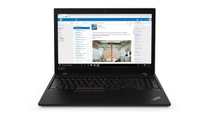 Laptop ThinkPad L590 20Q7001LPB W10Pro i7-8565U/8GB/256GB/INT/15.6 FHD/1YR CI