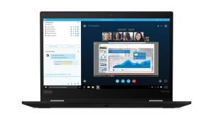 Ultrabook ThinkPad X390 Yoga 20NN0037PB W10Pro i7-8565U/16GB/512GB/INT/LTE/13.3 FHD/Touch/Black/3YRS OS