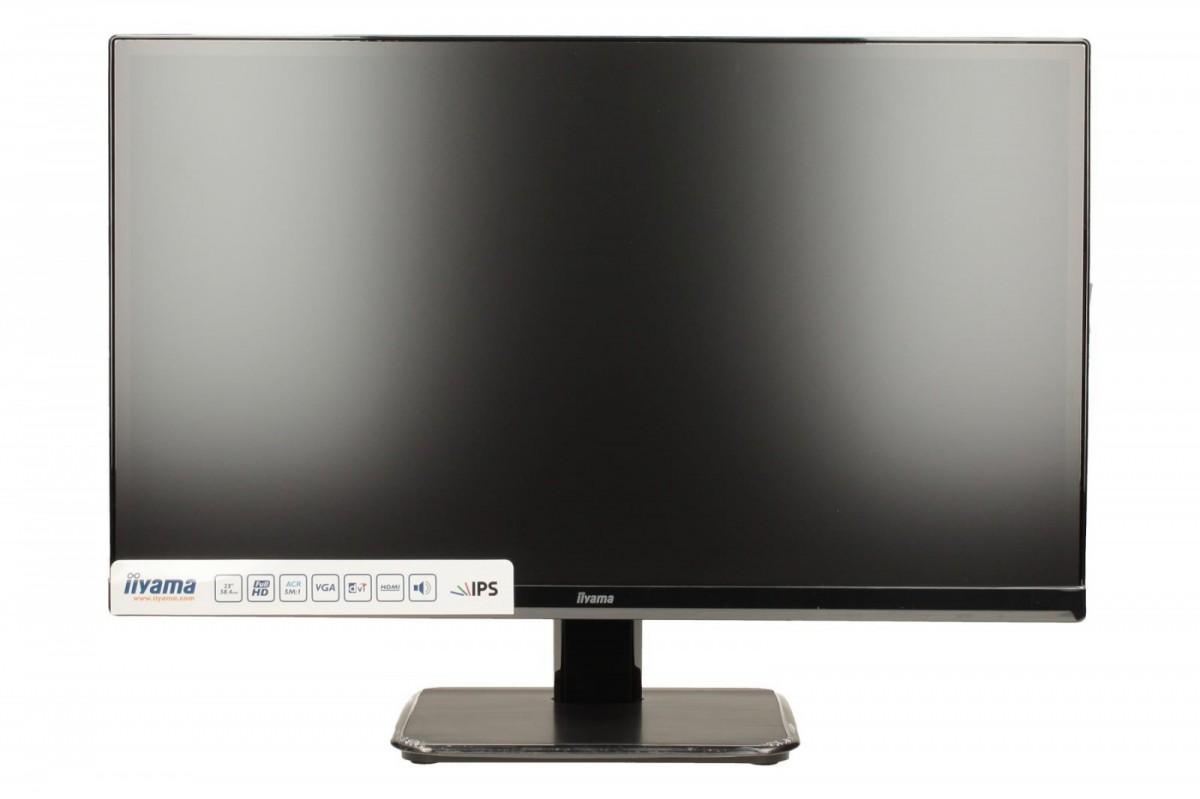Monitor 23 XU2390HS-B1 IPS D-SUB/DVI/HDMI/GŁOŚNIKI ULTRA SLIM