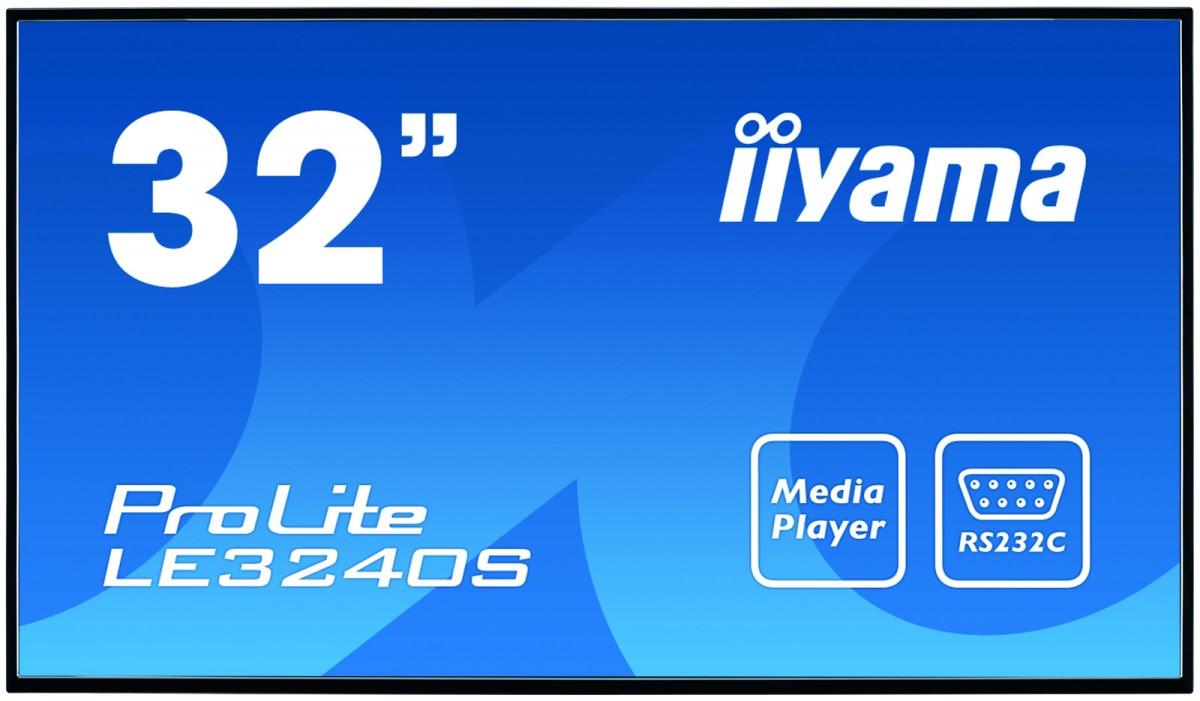 Monitor 32 LE3240S-B1 IPS DVI/HDMI/USB Player/2x10W