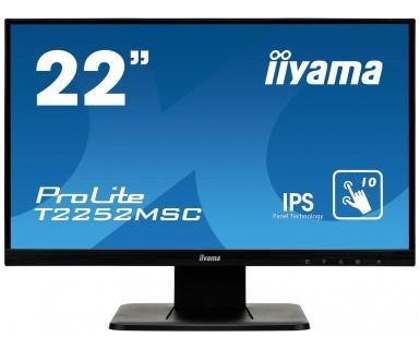 Monitor 22 T2252MSC-B1 10 PKT.DOTYKU,OPTYKA, FHD