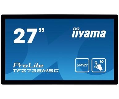Monitor 27 TF2738MSC-B1 16:9 M-Touch DVI+HDMI+DP