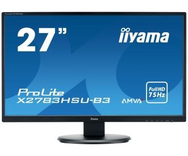 Monitor 27 X2783HSU-B3 AMVA+, HDMI, USB, DP,VGA