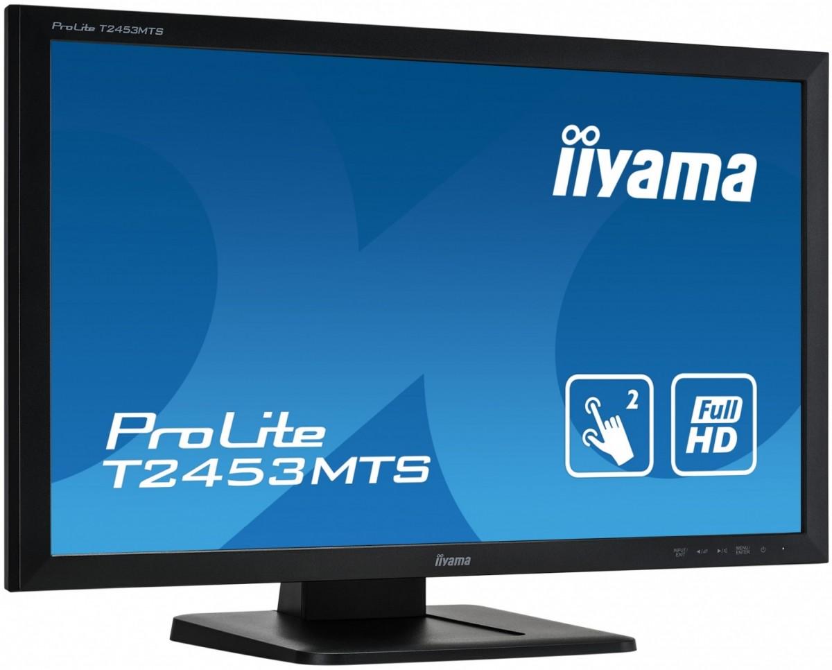 Monitor ProLite 23.6 T2453MTS-B1