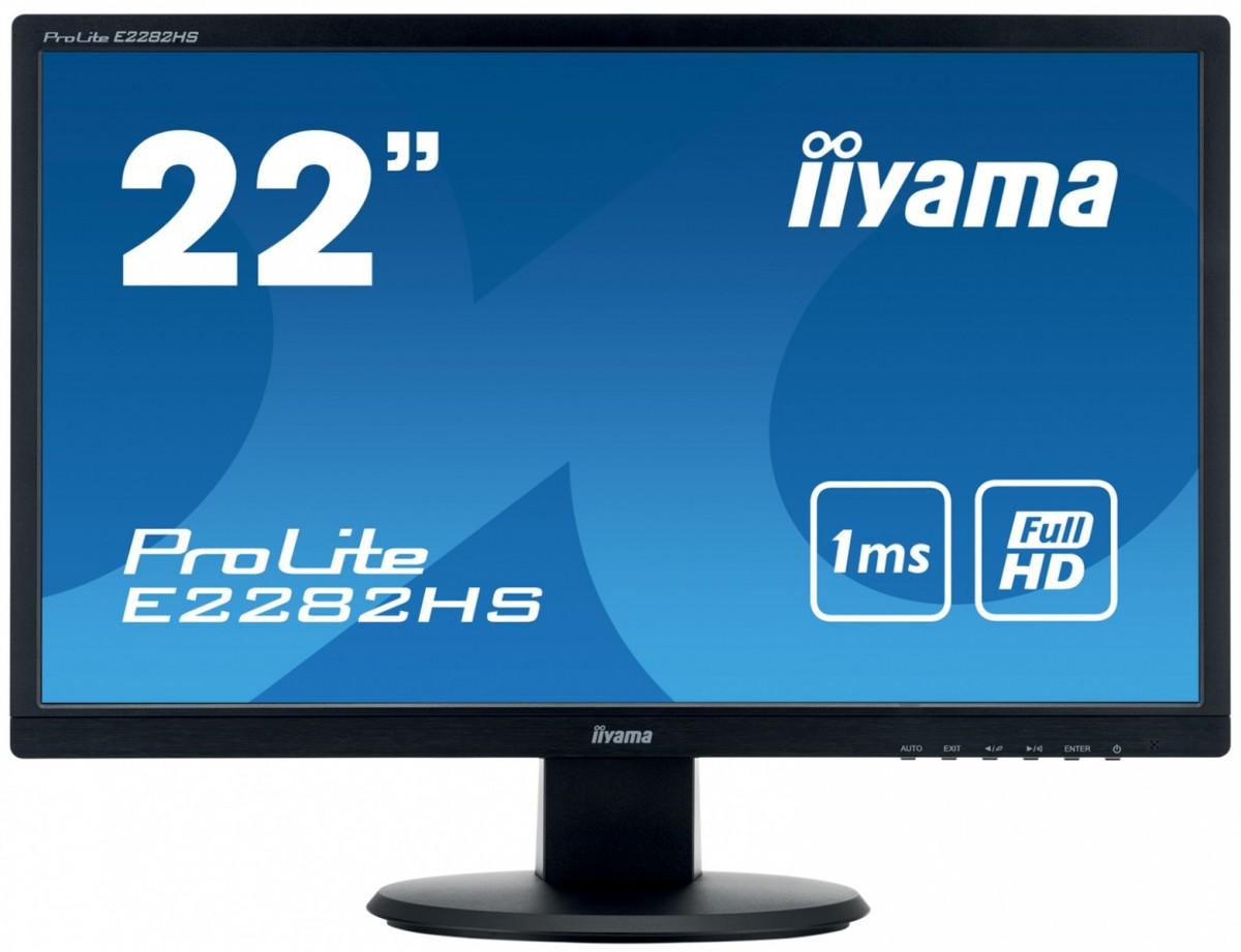 Monitor 22 E2282HS-B1 1ms,HDMI,DVI,VGA,FLICKER