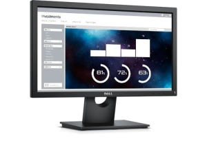 Monitor 19.5 E2016HV LED 16:9/1600x900/VGA/3YPPG