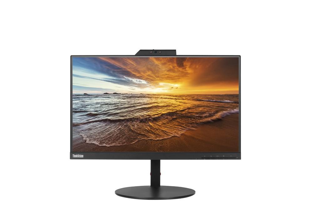 Monitor 21.5 ThinkVision T22v Black 61BBMAT6EU