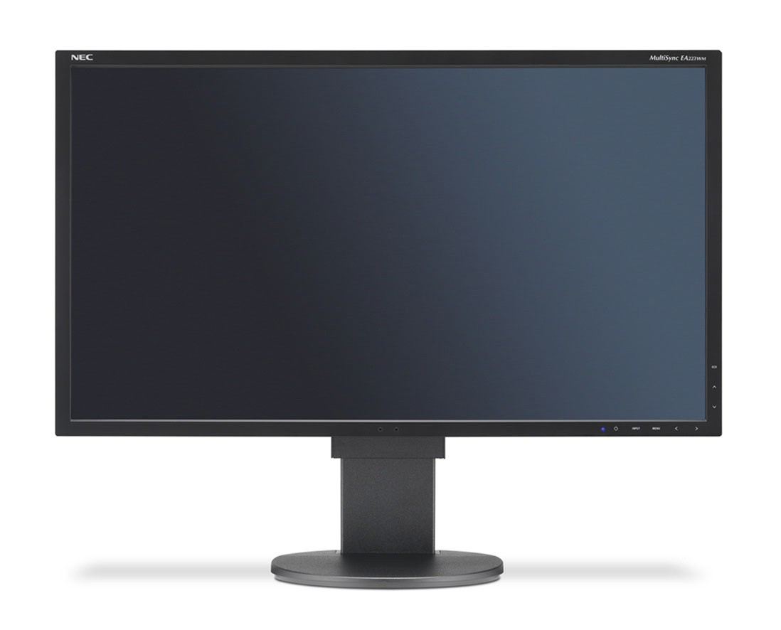 Monitor 22 MS EA223WM bk W-LED TFT,DVI