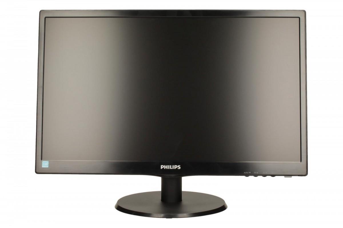 Monitor 21.5 223V5LSB2/10  LED Czarny