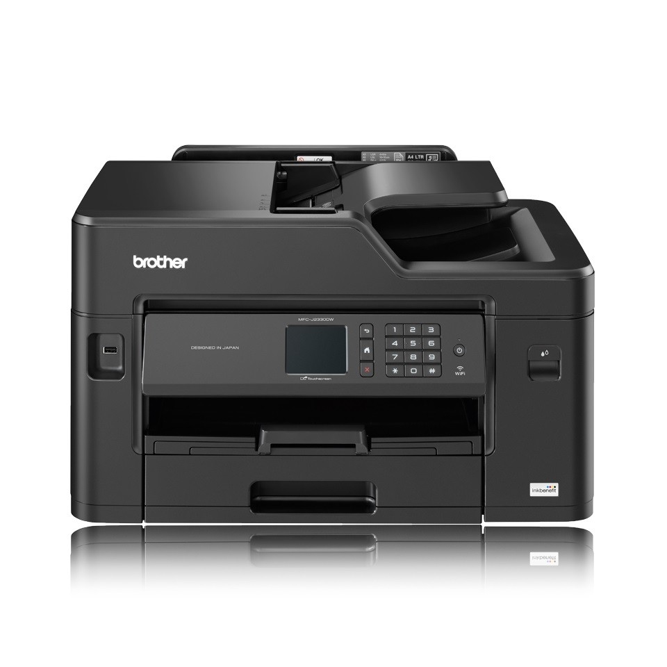 MFP MFC-J2330DW A3-druk/skan-A4/fax/LAN/WiFi