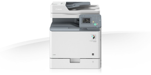 iR C1335iF A4 color + fax 9576B001