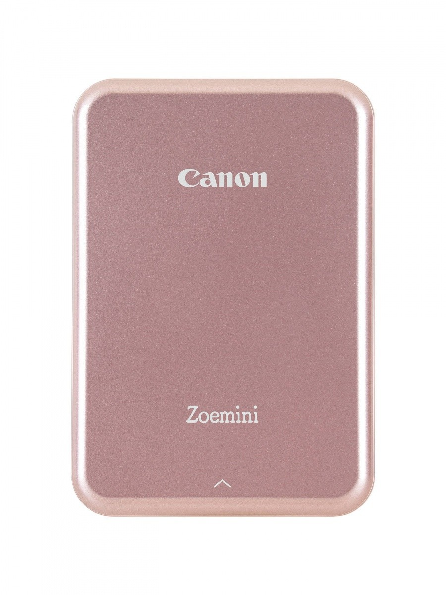 Canon Zoemini PV-123 różowo-złota