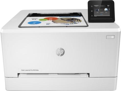 ColorLJ  M254dw Printer T6B60A