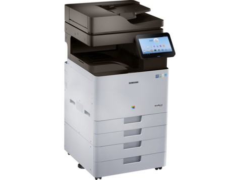 Samsung MultiXpress SL- X4300LX Color Laser Multifuncion Printer
