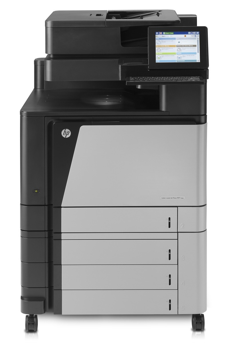 Color LaserJet Flow M880z MFP A2W75A