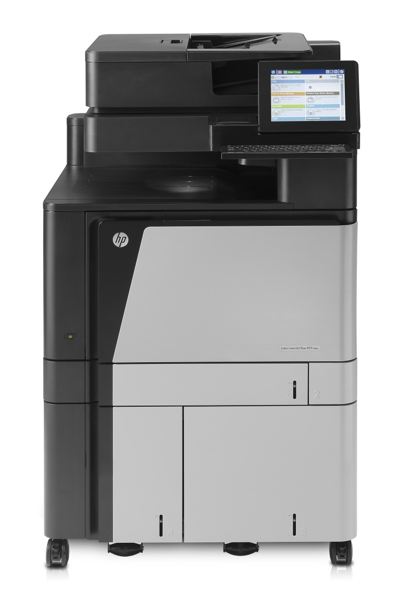 Color LaserJet Flow M880z+ MFP A2W76A