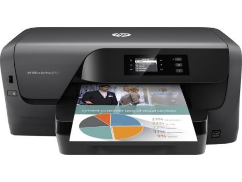 HP OfficeJet Pro 8210 czarna