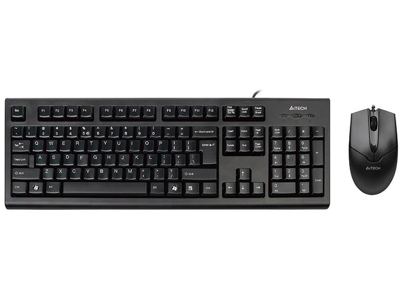 Zestaw klawiatura + mysz KR-85550