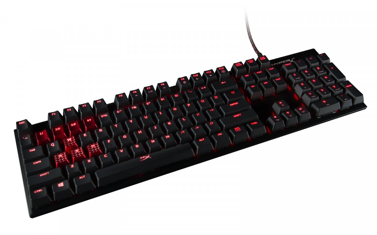 HyperX Alloy FPS Mechanical Gaming Keyboard MX Brown-NA