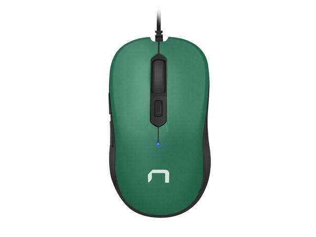 Mysz Drake 3200 DPI zielona optyczna