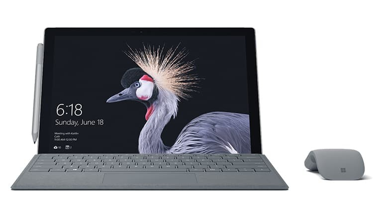 Surface Pro LTE 256GB i5 8GB Commercial GWP-00004