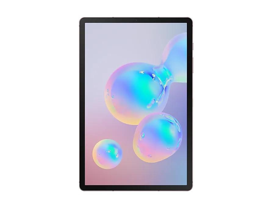 Tablet T865 Galaxy Tab S6 10.5 cala LTE (6/128GB) brązowy