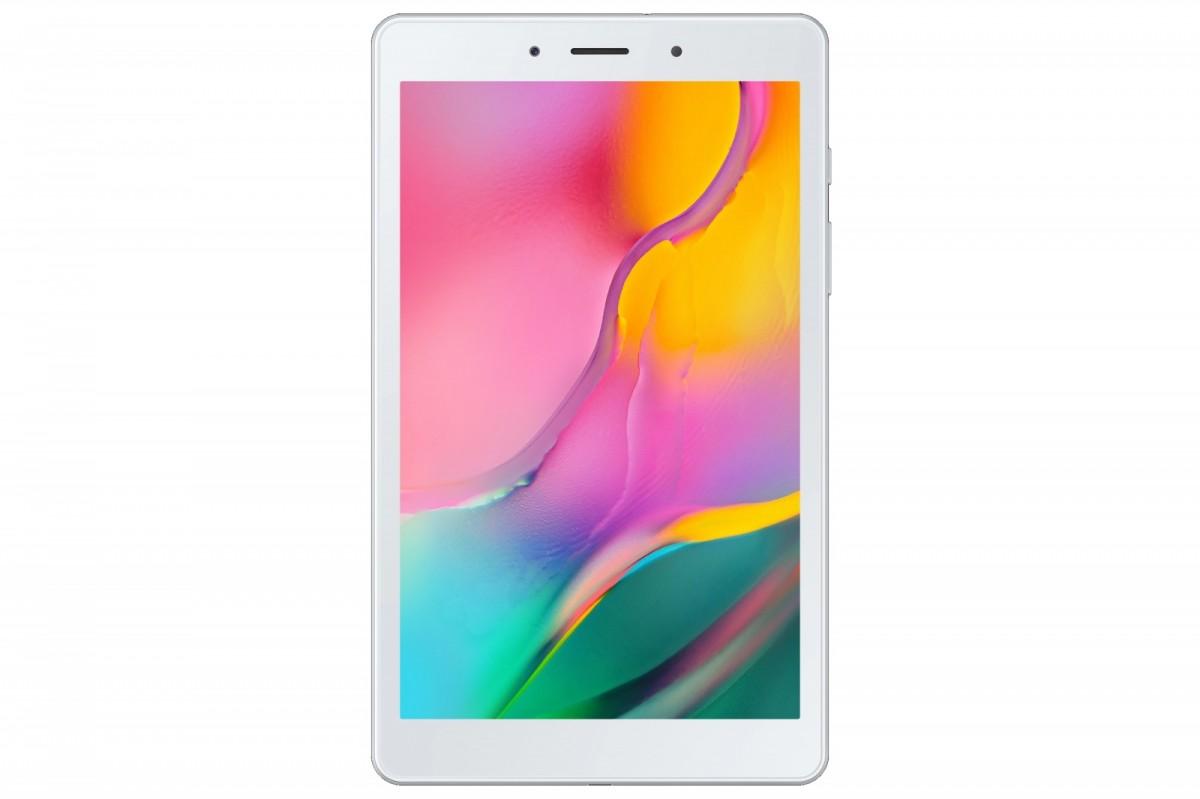 Tablet Galaxy Tab A 8.0 2019 LTE T295 Srebrny