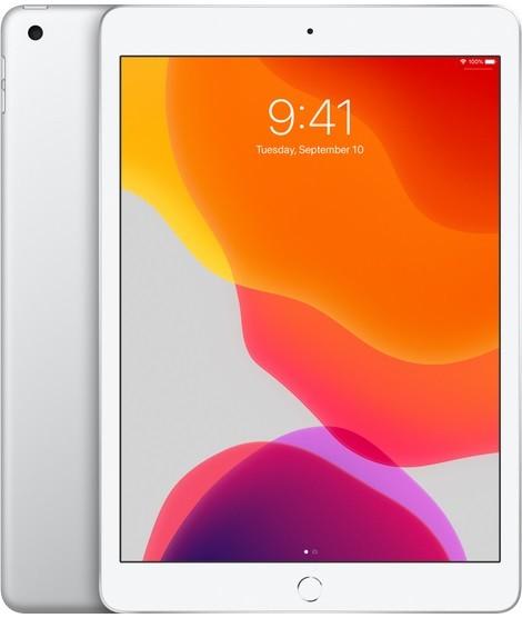 iPad 10.2-inch Wi-Fi 128GB - Silver