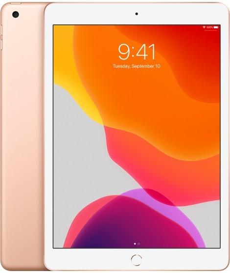 iPad 10.2-inch Wi-Fi 128GB - Gold