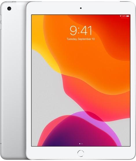 iPad 10.2-inch Wi-Fi + Cellular 32GB - Silver