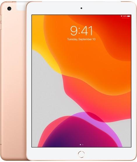 iPad 10.2-inch Wi-Fi + Cellular 32GB - Gold