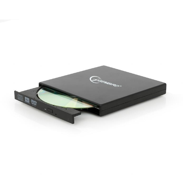 Napęd DVD na USB zewnętrzny DVD-USB-02