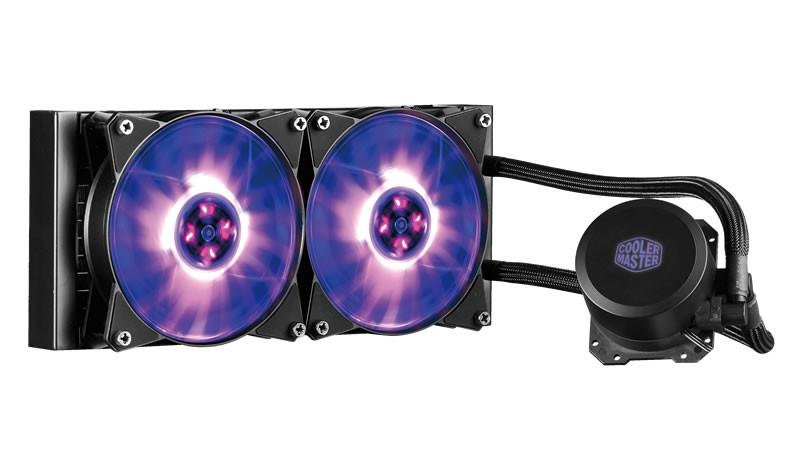 Chłodzenie wodne MasterLiquid Lite 240 RGB