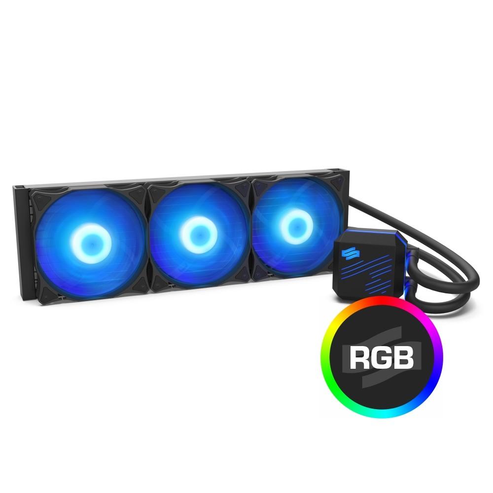 Chłodzenie wodne Navis RGB 360