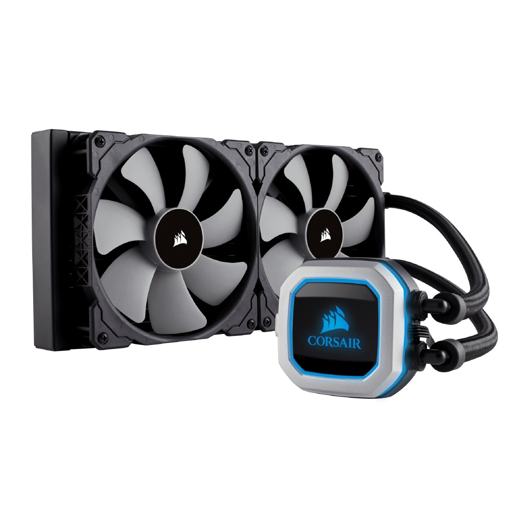 Chłodnica procesora Hydro Series H100i Pro AF140