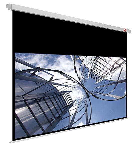 Ekran ścienny ręczny Business PRO 200, 16:10, 190x119cm, Matt White, system SRC