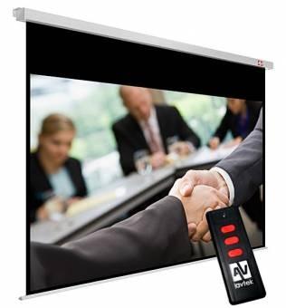 Ekran elektryczny Business Electric 300P/16:10/300x227,5cm